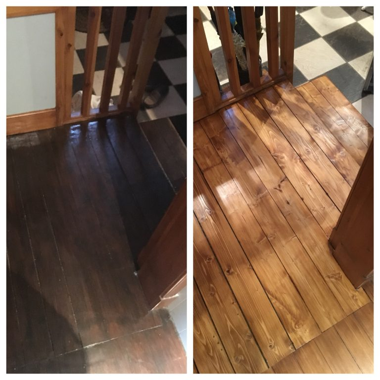 wood floor sanding Glasgow