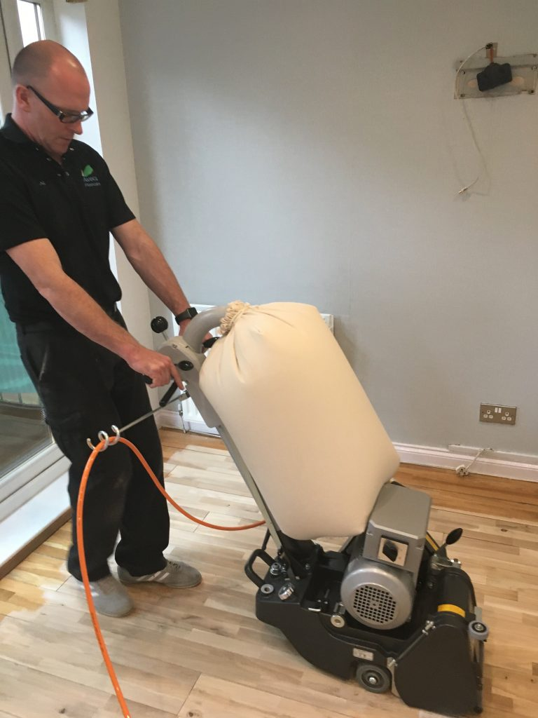 wod sanding machines lanarkshire