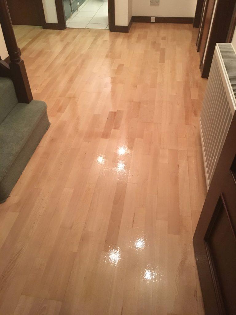 wood floor sanding kirkintiloch