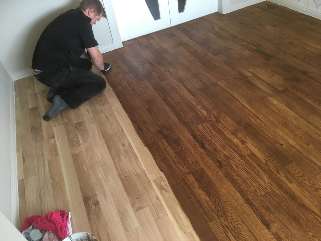 wood floor sanding Edinburgh