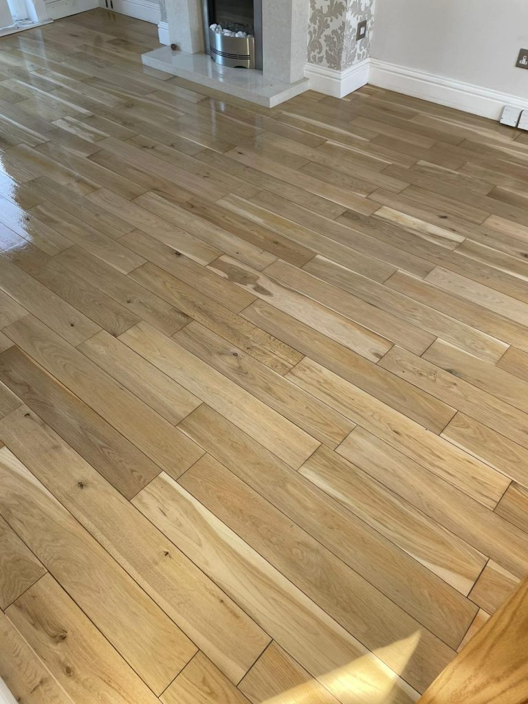 oak floors